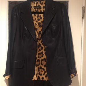 Power suit jacket and pants